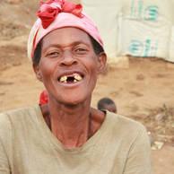 Damarise, 55 years old, from Rwanda
