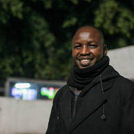 Sadiq Ismail, 21 years old, from Bagra, Sudan