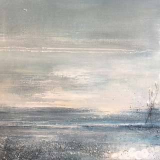 When The Tide is Right 45x45cm