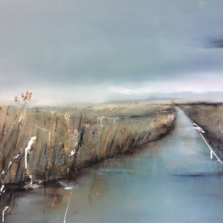 Harnessing Nature 55x75cm