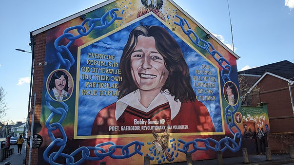 Bobby Sands Murial