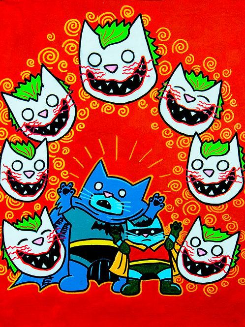 Batman #44 Cover parody