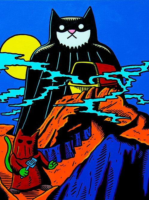 Detective Comics 31 Batman Cover Parody