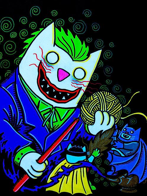 Detective Comics #69 Batman parody cover