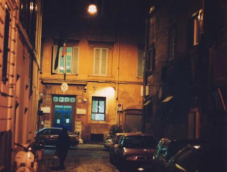 Rome, Johnny Mercer, Johnnie Ray