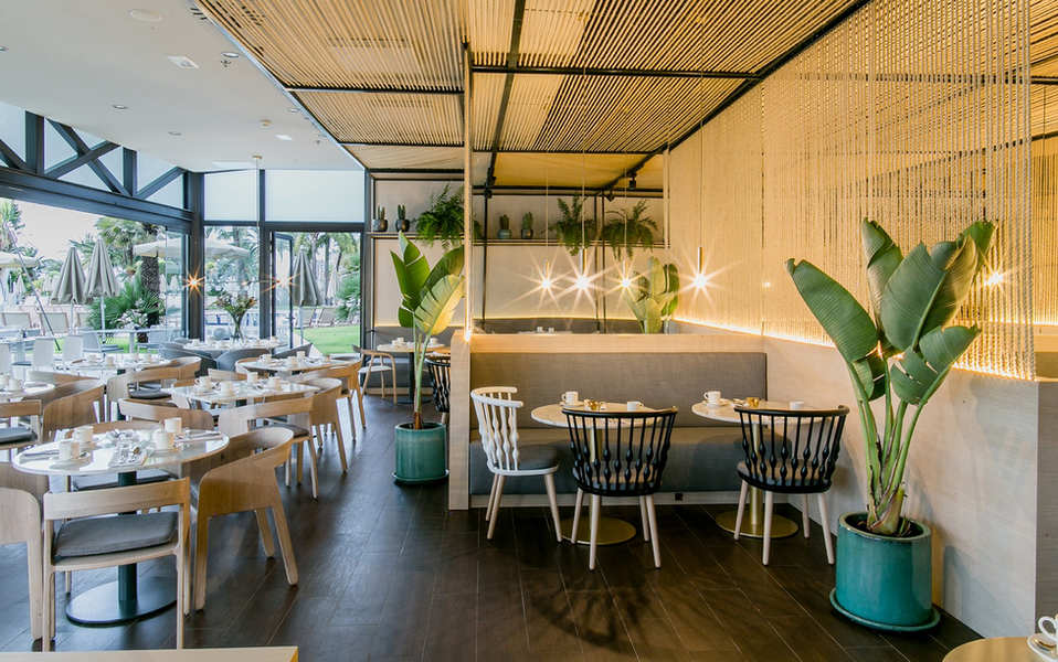 Radisson Blu Resort restaurant, Gran Can