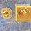 Thumbnail: Sunflower Felt appliqué craft kit