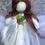 Thumbnail: Needle Felting Winter  fairy kit
