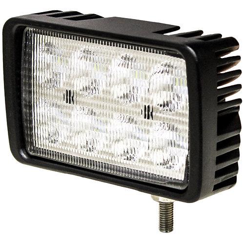 John Deere 9000 Series LED Cab or Fender Light - Bottom Mount
