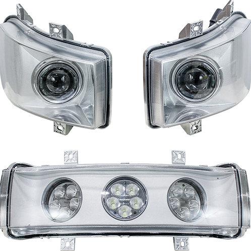 Case IH 235-380 Magnum Series LED Hood Light Kit