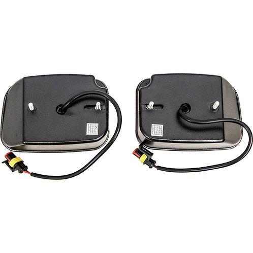New Holland & Versatile Amber Cab Corner Light Kit