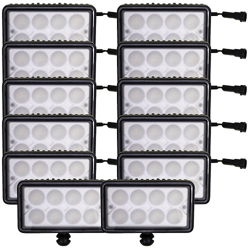 John Deere 8000(T)-8010(T) Series LED Light Kit