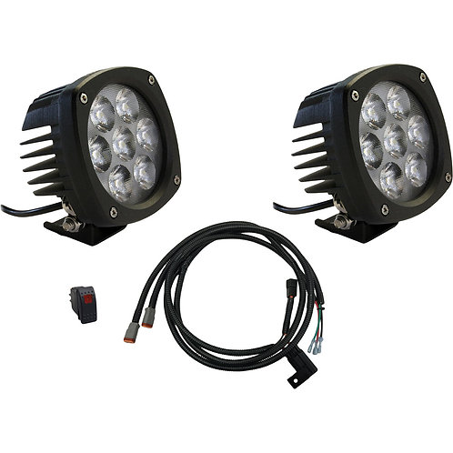 Kubota RTV 1100 Series Spotlight Kit