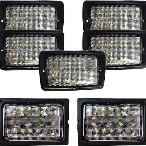 MacDon M Series & John Deere Windrower LED Cab Light Kit