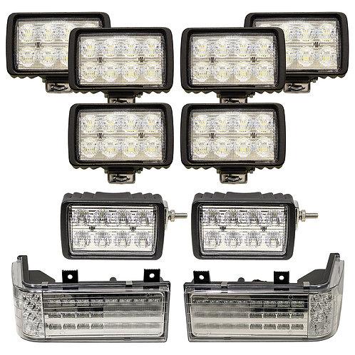 Complete Light Kit: Ford/New Holland 70 & Buhler/Versatile Genesis Series