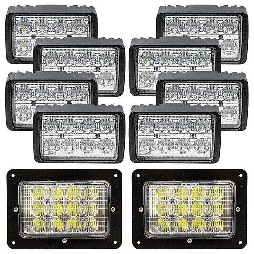 Complete Case IH Steiger 9100-9300 Series Light Kit