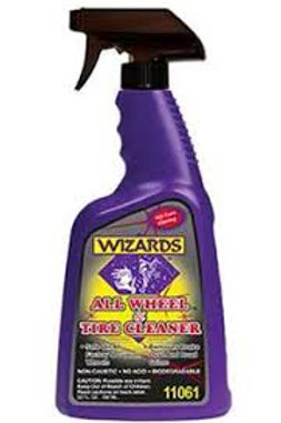 WIZARDS ALL WHEEL AND TIRE CLEANER -22 OZ