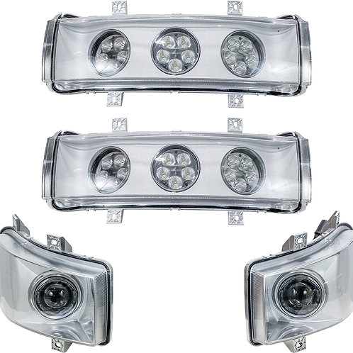 Case IH Steiger (Quadtrac) Series LED Hood Light Kit