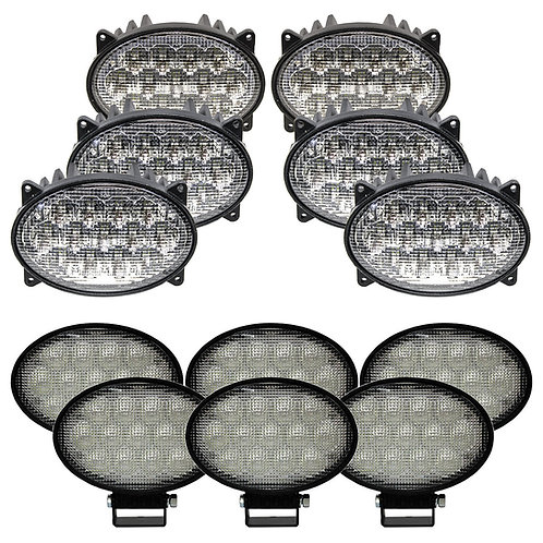 Complete Case IH 5088-9230 Combine Light Kit