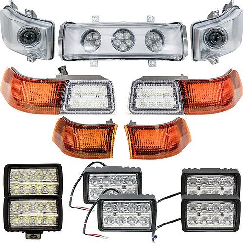 Complete Case IH Magnum/MX Series Maxxum LED Light Kit