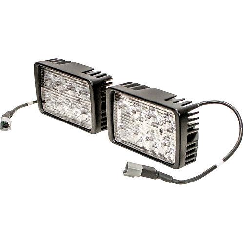 Bobcat Skid Steer LED Headlight Kit
