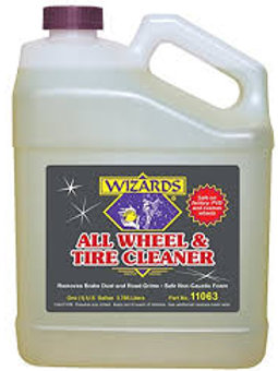 WIZARDS ALL WHEEL AND TIRE CLEANER - GALLON