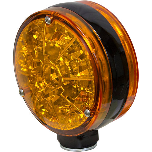 Universal Double-Sided Flashing Light - Amber