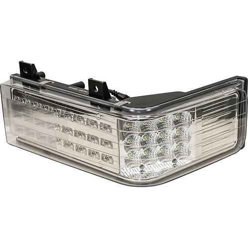 Buhler/Versatile Genesis Series LED LH Front Hood Light - Hi/Lo