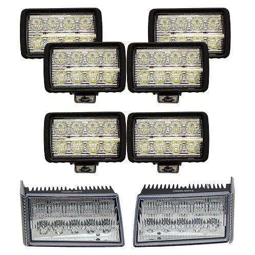 Complete Case IH 5100-5200 Series Maxxum Light Kit