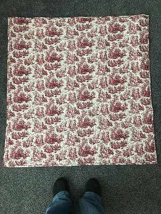 Small Toile Quilt