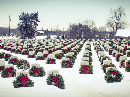 We Raised Over $10,000 for Wreaths Across America