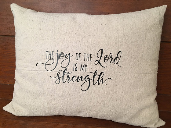 Joy of the LordPillow