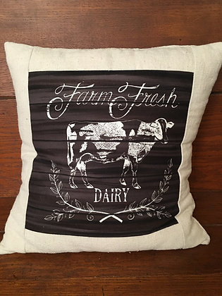 Farm Fresh Pillow