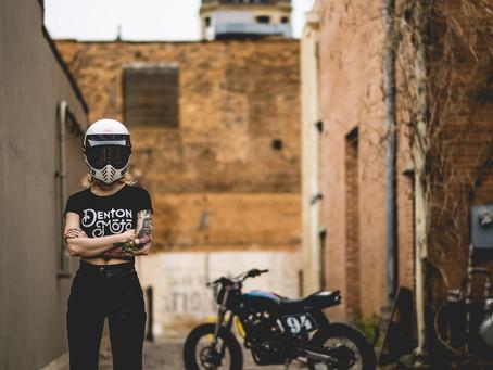 """Juan Verde's XR600 """"Blarth"""" featured on Bike Bound"""