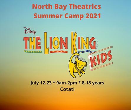 North Bay Theatrics Summer Camp 2021 (1)