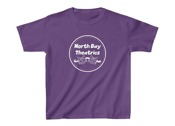 NBT Round Logo Kids Heavy Cotton™ Tee