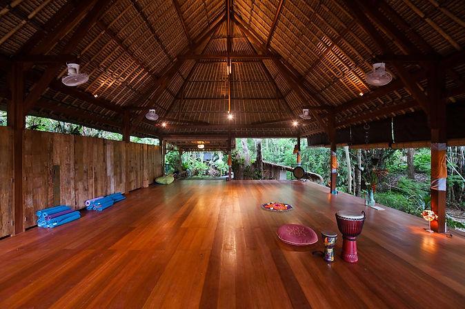 Host group Yoga retreat at Naya