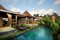 Picturesque private Villa Naomi