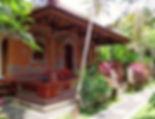 Balinese homes