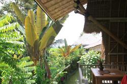 Garden Perch Balcony View