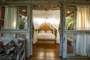 Garden hideaway rooms