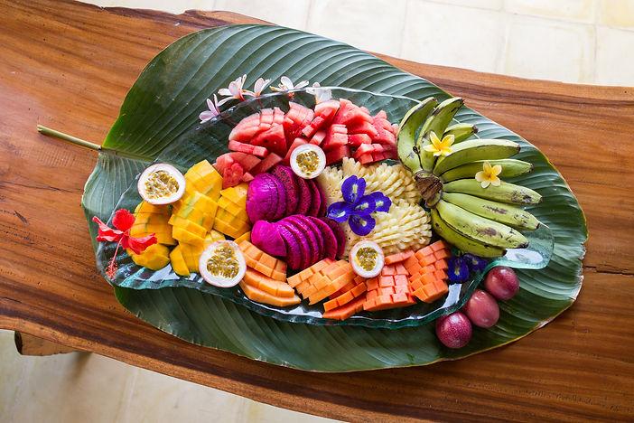 Naya fruit platter