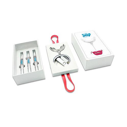 HI-TECH 16-LED PHONE LIGHT KIT with 3 bonus whitening gels