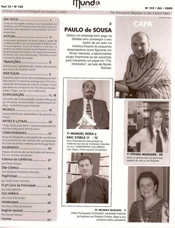 Mundo Portugues - Julho 20052