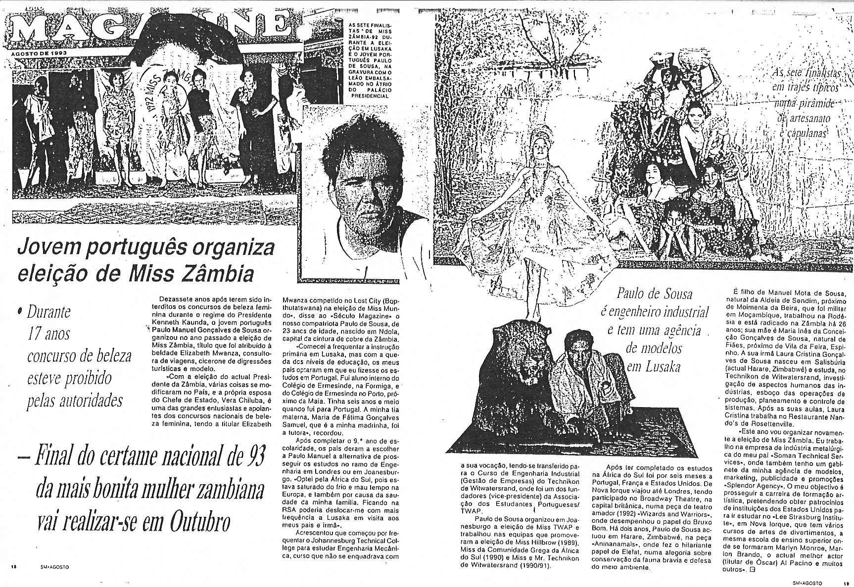 O Seculo Magazineee