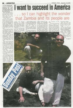 Sunday Post Page 1