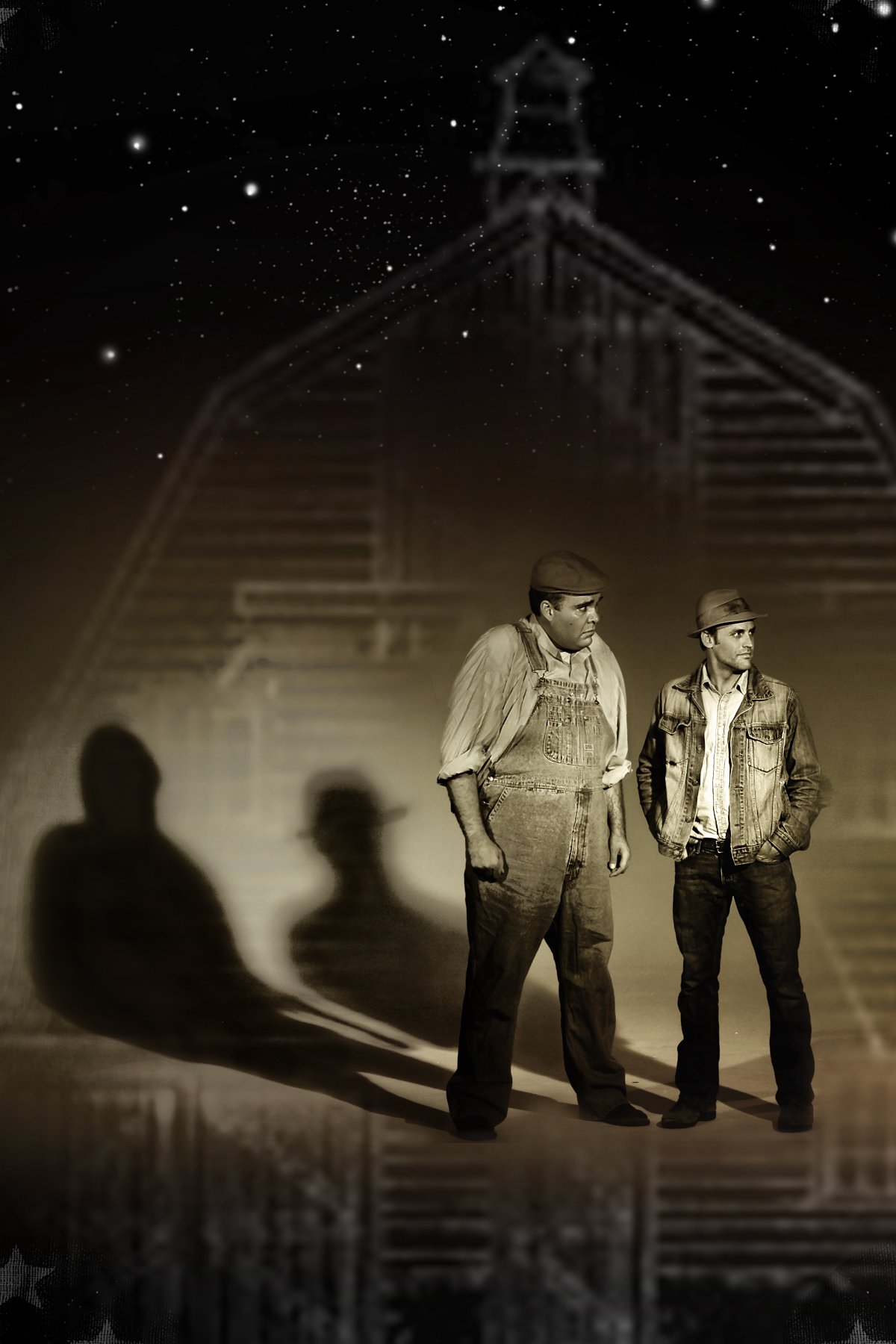 Of Mice and Men - Paulo de Sousa and Ronnie Gunter - The Barn