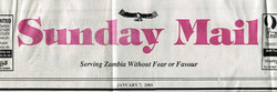 Sunday Mail Header