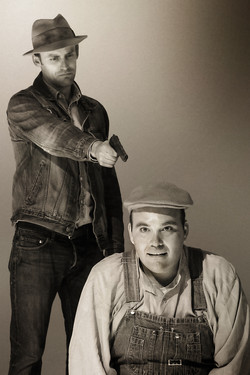Of Mice and Men - Paulo de Sousa and Ronnie Gunter - I SEE IT