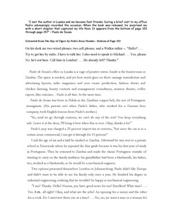 Bay Of Tigers - Book Chapter pg1